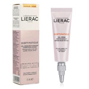Lierac Dioptifatigue Fatigue Correction Re-Energizing Eyes Gel-Cream 15ml