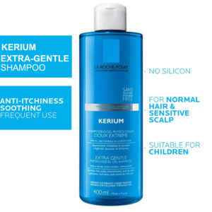 La roche posay kerium shampoo