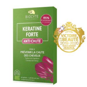 Keratin Forte Anti-Hair Loss [40 caps]