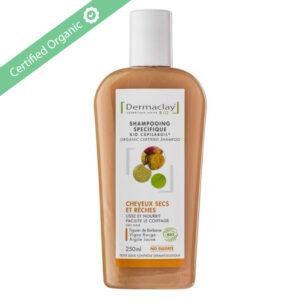 Dermaclay Organic Shampoo For Dry Hair 250 ml