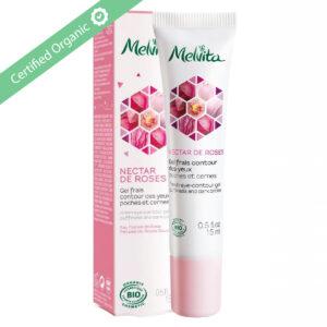 Melvita Nectar de Roses Fresh Eye Contour Gel 15ml