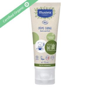 Mustela Organic Change Cream 75 ml