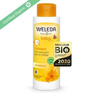Weleda Baby Organic Calendula Liniment 400 ml