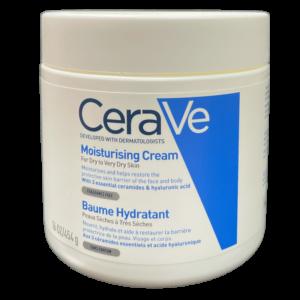 CeraVe jar made in France Moisturuzing cream