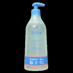 pump bottle of Biolane Expert Non-Rinse Cleansing Water 500ml